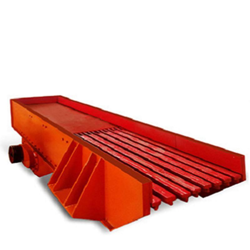 High Quality Feeder mining plate feeder trough feeder vibration belt feeder With Good Price-YX