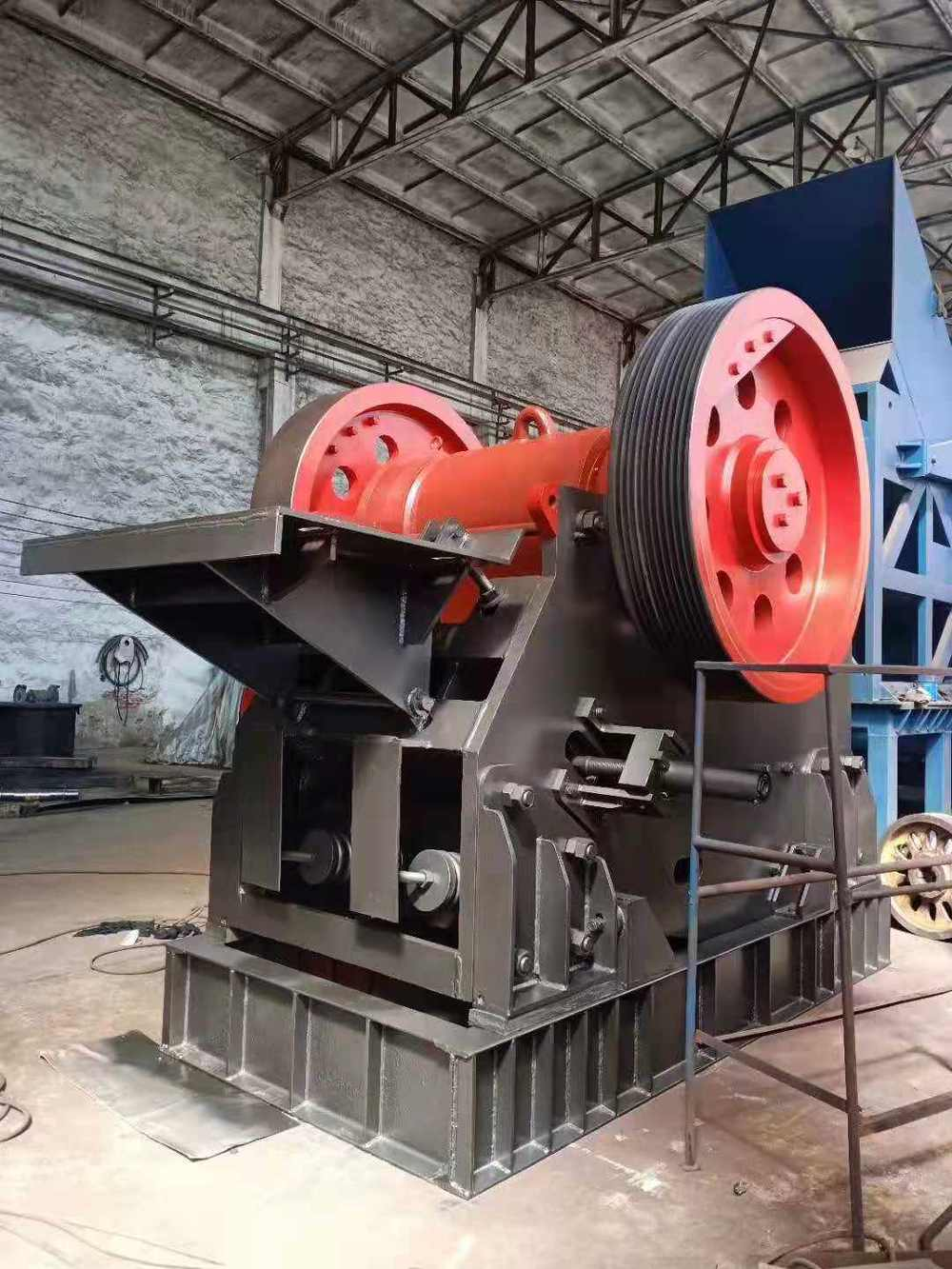 Quality Jaw Crusher Equipment With A Simple Structure