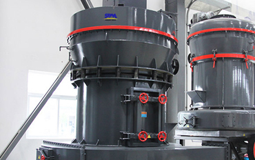 MTM raymond mill with  high-density and high-precision impeller device
